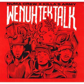 We Nuh Tek Talk / We Nuh Tek Riddim