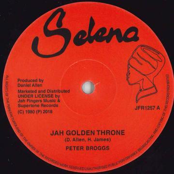 Jah Golden Throne / 144,000 Saints