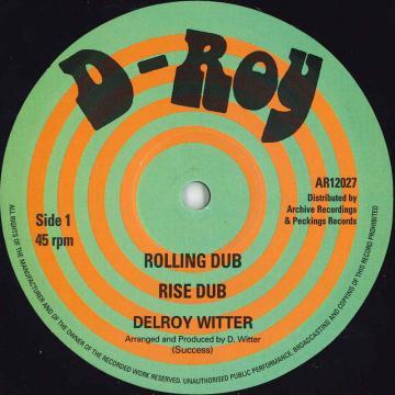 Rolling Dub; Rise Dub / Talk It Out Dub; Augustus Dub