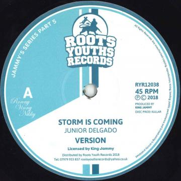 Storm Is Coming; Version / Righteous One