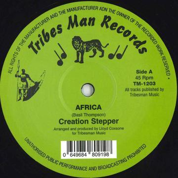 Africa / Wa Go A Africa