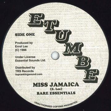 Miss Jamaica / Different Size