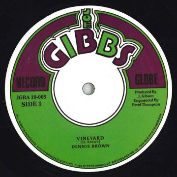 Vineyard / Repatriation; Jubilation Dub