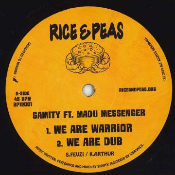 We Are Warrior; We Are Dub / Warrior Spirit; Warrior Dub