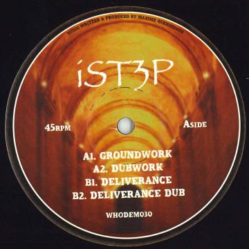 Groundwork; Dubwork / Deliverance; Deliverance Dub