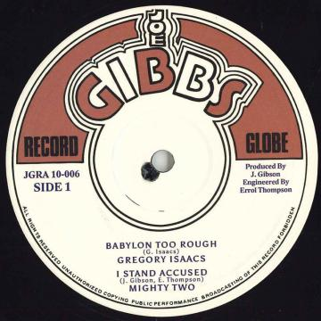 Babylon Too Rough / Heart And Soul