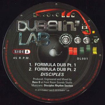 Formula Dub Pt.1; Pt. 2 / Dub Formula Pt.1; Pt. 2