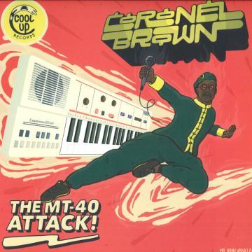 Mt 40 Attack! EP