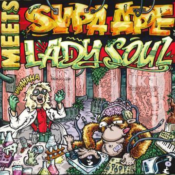Supa Ape Meets Lady Soul EP