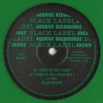 Stand Up For A Right; Stand Up For A Right Mix 2 / Stand Up For A Right Version