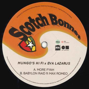 More Fyah / Babylon Raid (Feat. Max Romeo)
