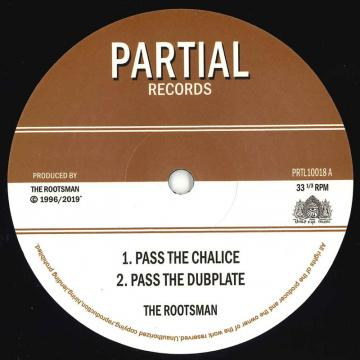 Pass The Chalice; Pass The Dubplate / Tribal Dervish; (Dubplate Mix)