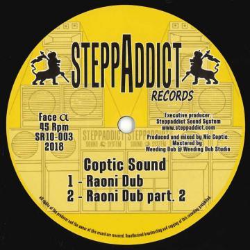 Raoni Dub; Part 2 / Higher Soul; Part 2