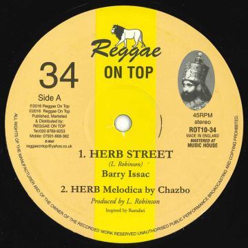Herb Street; Herb Melodica / Herb Horns; Herb Street Dub