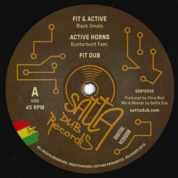 Fit & Active; Active Horns / Fit & Acive Rmx; Active Dub Rmx; Riot Riddim Rmx
