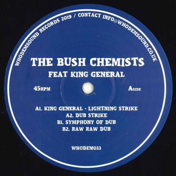 Lightning Strike; Dub Strike / Symphony Of Dub; Raw Raw Dub