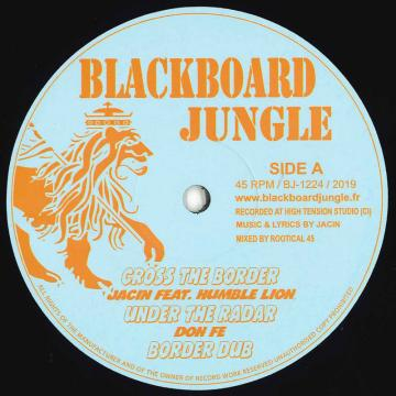 Cross The Border; Under The Radar; Border Dub / (Steppa Mix); Dub 1; Dub 2