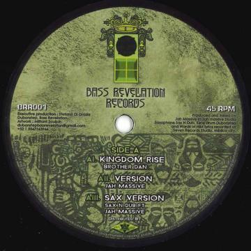 Kingdom Rise; Version; Sax Version / Words Of Him; Sax Version; Raw