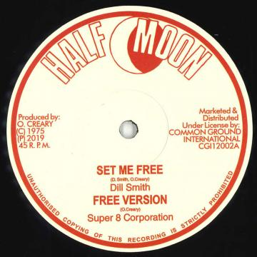 Set Me Free; Version / Freedom, Justice & Equality; Version