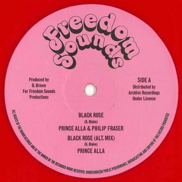 Black Rose; (Alt. Mix) / Version