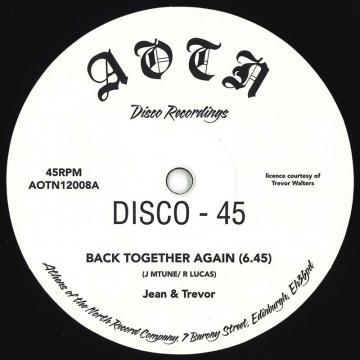 Back Together Again / Dub Again