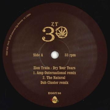 Dry Your Tears (Amp Outernational Remix); (Natural Dub Cluster Remix) / No Id (Dub Stuy, Bukha Remix); (Numa Crew Remix)
