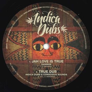 Jah Love Is True; True Dub / Spirit Of Him; Spirit Of Dub