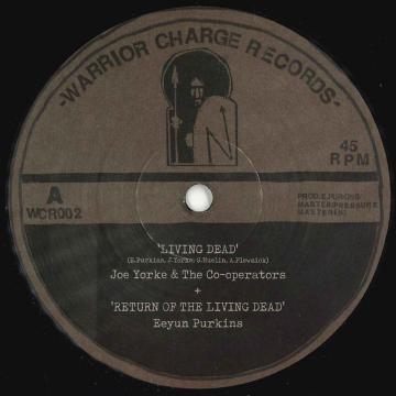 Living Dead; Eeyun Return Of The Living Dead / All Night Skankin; At The Blues