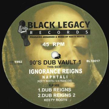 Ignorance Reigns / Dub Reigns; Dub Reigns 2