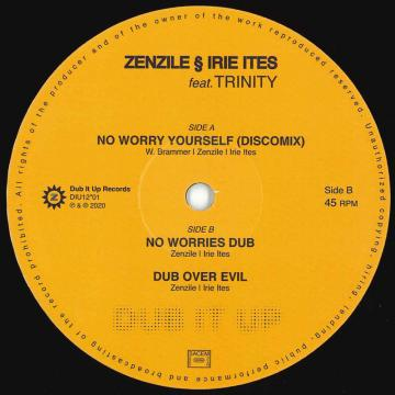 No Worry Yourself (Discomix) / No Worries Dub; Dub Over Evil