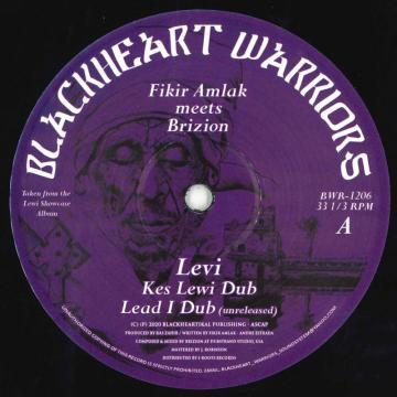 Levi; Kes Lewi Dub; Lead I Dub / Fasting & Prayer; Subaae Dub; Prolonged Dub