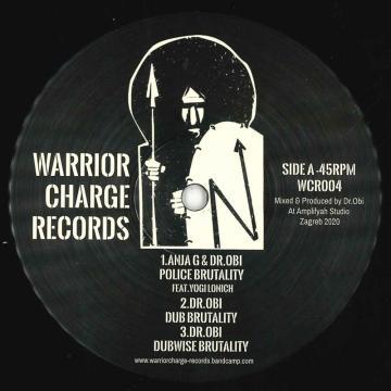 Police Brutality; Dub Brutality; Dubwise Brutality / City On Fire; Dub 1; Dub 2