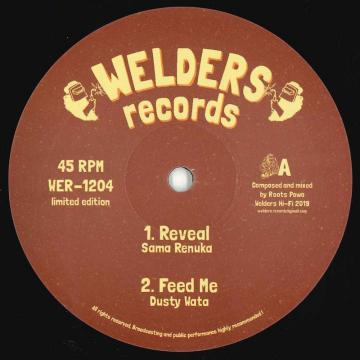 Reveal; Feed Me / Feeda Dub; Raw Dub