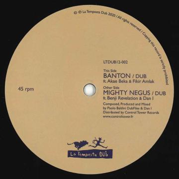 Banton; Banton Dub / Mighty Negus; Mighty Negus Dub