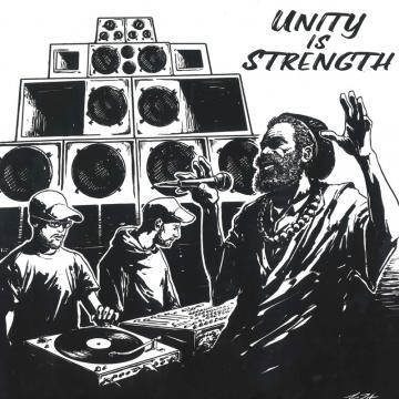 Unity Is Strength; Dub Is Strength / Global Rockers (Sax Cut); (Guitar Cut); (Raw Cut)