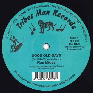 Good Old Days / Good Old Dub