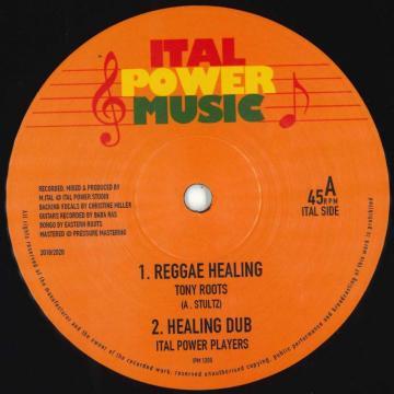 Reggae Healing; Healing Dub / So Shall Distance; So Shall Dub