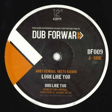 Look Like You; Dub Like You / Invigorate; Invigorate Dub