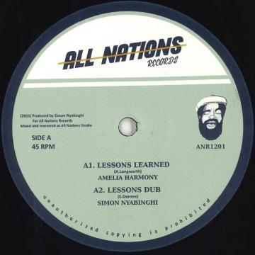 Lessons Learned; Lessons Dub / Let Jah Arise; Tough Roads; Version