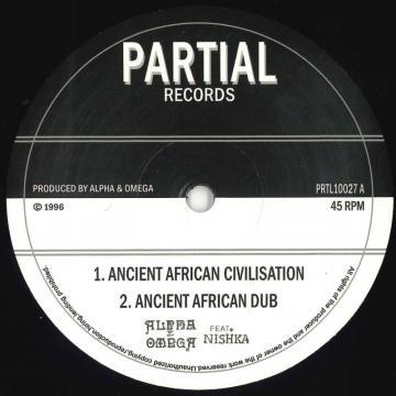 Ancient African Civilisation; Ancient African Dub / Ancient Dub; Civilized Dub