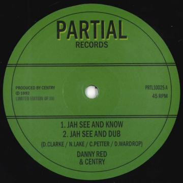 Jah See & Know; Jah See & Dub / Zion Garden; (Dubplate Mix)