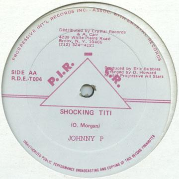 Johnny P - Shocking Titi (12