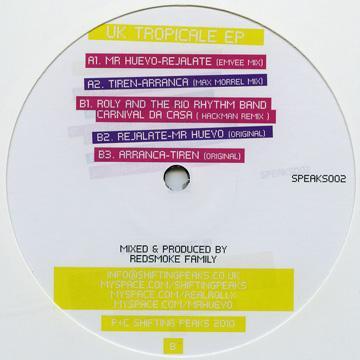 Rejalate (Em Vee Remix); Arrance (Max Morrel Remix) / Carnival De Casa (Hackman Remix); Rejate; Arranca