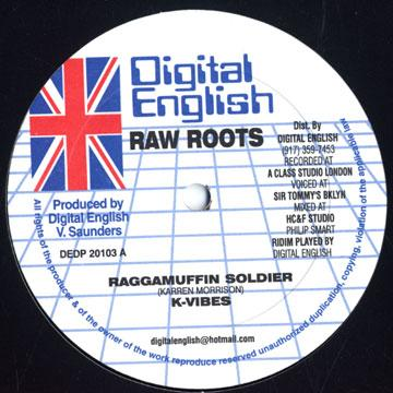 Raggamuffin Soldier / Did You Know; King At The Cotrol