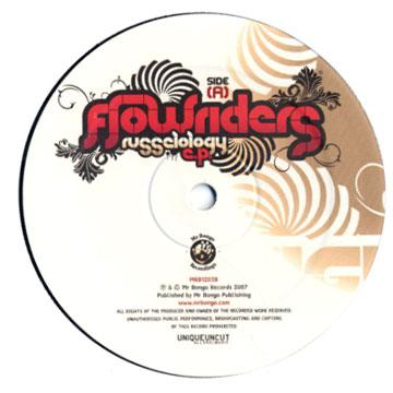 Russelology; Roll On / Russelology (Mashi Flip Side Remix); Looking Deep (Visions Rework)