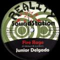 Junior Delgado - Fire Rage
