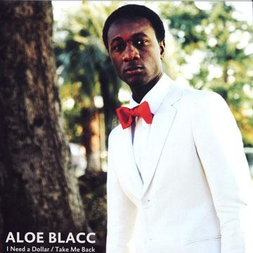 Aloe Blacc - I Need A Dollar; (Instrumental) (Picture Sleeve) (12