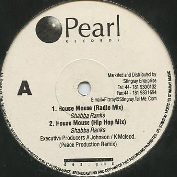 Shabba Ranks - House Mouse (Radio Mix)
