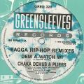 Chaka Demus, Pliers - Dem A Watch Wi (Ragga Hip Hop Remix) (Greensleeves UK)