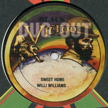 Willie Williams - Sweet Home (12
